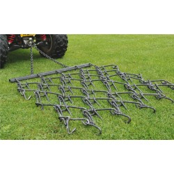 6ft - 3 Way Trailed Harrow- Double Depth