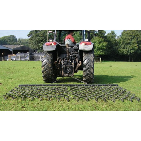 20ft - 3 Way Trailed Harrow- Double Depth