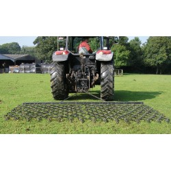 8ft Chain Harrow trailed - Double Depth Mat