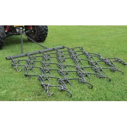 4ft Chain Harrow trailed - Double Length Mat