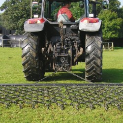 12ft - 3 Way Trailed Harrow- Double Depth