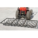 6ft - 3 Way Mounted Harrow