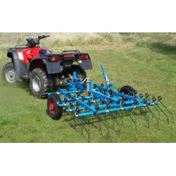 2m Wide Grass Harrow