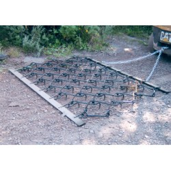 Smallholder Drag Chain Harrow - 4ft