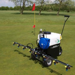120L Pedestrian Porfessional Micro-Spray - Self Propelled