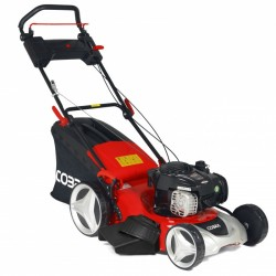 "18"" Self Propelled Petrol Lawnmower with 4-in-1 Collection"