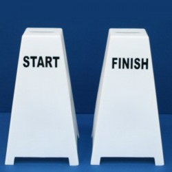 Start/Finish Towers Set of 2