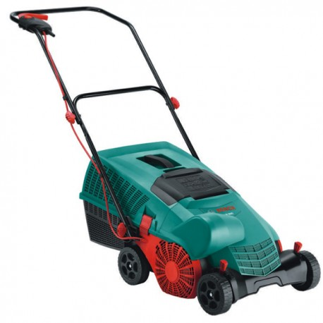 32cm Lawn Raker with Double Sided Tines