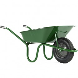 90L Advance Wheelbarrow - Pneumatic Wheel