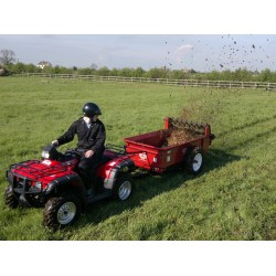 1.25 ton Ground Drive Manure Spreaders - Model 57G