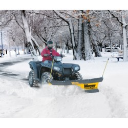 PathPro 1.3m Snow Plough for ATV/Quad/ZTR