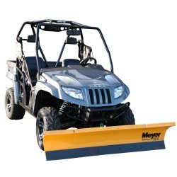 PathPro 1.5m SnowPlough for UTV with hand winch