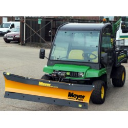 PathPro 1.8m SnowPlough for UTV with hand winch