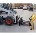 LotPro 2.6m Snow Plough for Vehicles Over 3.5 Tonne