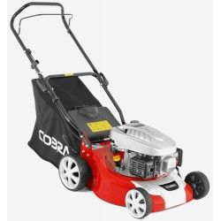 "16"" Push Petrol Powered Lawnmower"