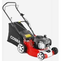"16"" Push Petrol Powered Lawnmower with B&S Engine"