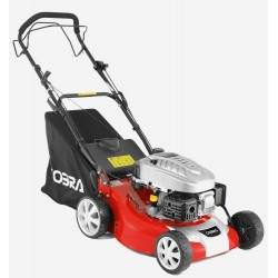 "18"" Self-Propelled Petrol Powered Lawnmower"