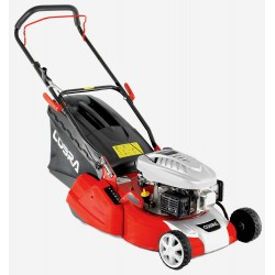 "16"" Push Petrol Powered Rear Roller Lawnmower"