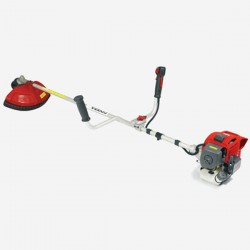 45cc Petrol Brushcutter with Bike Handle and Kawasaki Engine