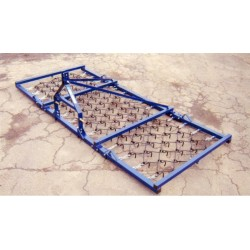 13ft Mounted Small Holder Folding Frame Harrow