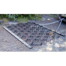 4ft Small Holder  Drag Chain Harrow