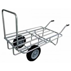 Cargo Wheelbarrow Twin