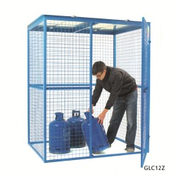 Lock Up Security Cage