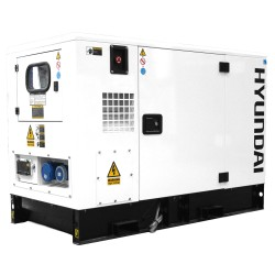 Canopied Single Phase Diesel Generator 8.8kW/9kVA 230v 1500rpm