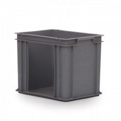 Order Picking Container 30.2L - Open Long Side