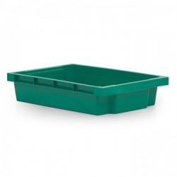 Stack/Nest 22L Solid Tray with Handles