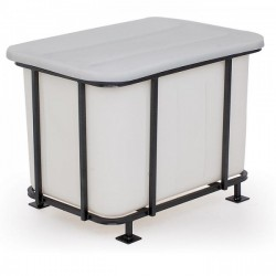 468L Rectangular Tank with Mobile Frame