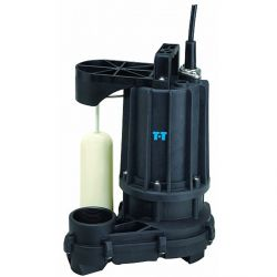 SamSump Submersible Pump - 160 L/min
