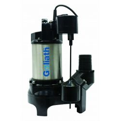 Goliath Super Submersible Pump - 250 L/min