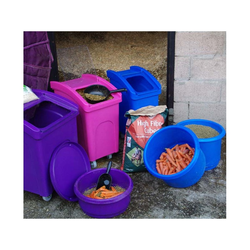 Wheeled Feed Bin Small Horse Jumps For Sale