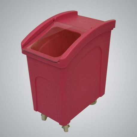 WHEELED FEED BIN - Medium