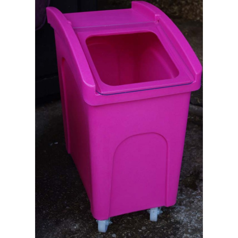Wheeled Feed Bin Medium Horse Jumps For Sale