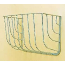 STRAIGHT BAR WALL HAYRACK