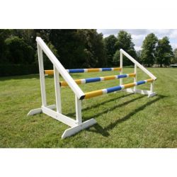 Polyjump Triple Bar Wings 5ft High (Pair)