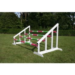 Polyjump Quad Bar Wings 5ft High (Pair)