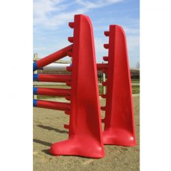 Polyjump 8 Cup Integral Wings (Pair)