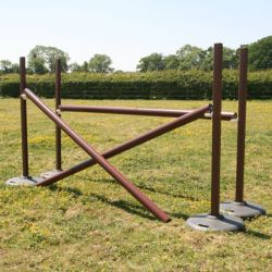 Working Hunter Upright Set 5ft