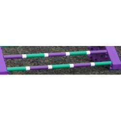 "Practice Polypole 10ft x 3 1/8"" (9 Band)"