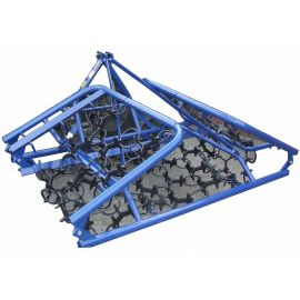 13ft x 4ft Folding Grass Harrow
