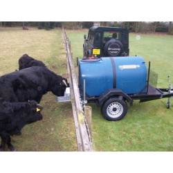 Fast Tow Animal Drinking Trailer - SCH FTDAT