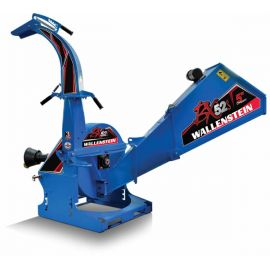 """Tractor Mounted Wood Chipper 4"""""""