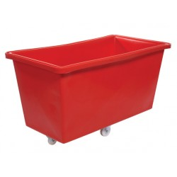 Tapered Truck 425 ltr Plastic Base Double Lip