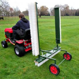 Folding Brush Unit for SCH Tractor Package (Towed)