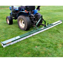 Mounted Folding Brush Unit for SCH Tractor Package