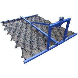 6ft Grass Harrow in Frame