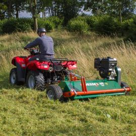 AFE-120 Flail Mower with Standard Wheels